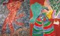 Výstava Monet—Warhol v Národní galerii v Praze: Jean Dubuffet a Henri Matisse