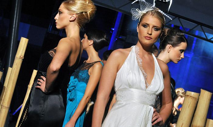 Beata Rajská představila kolekce šatů Kulty 2011