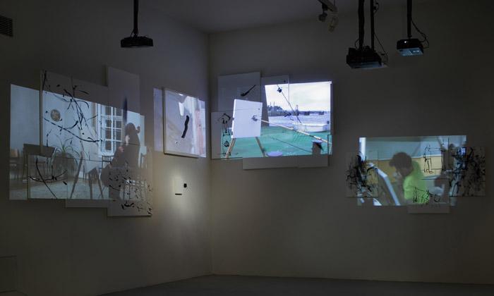 DOX vystavil finalisty Ceny Jindřicha Chalupeckého