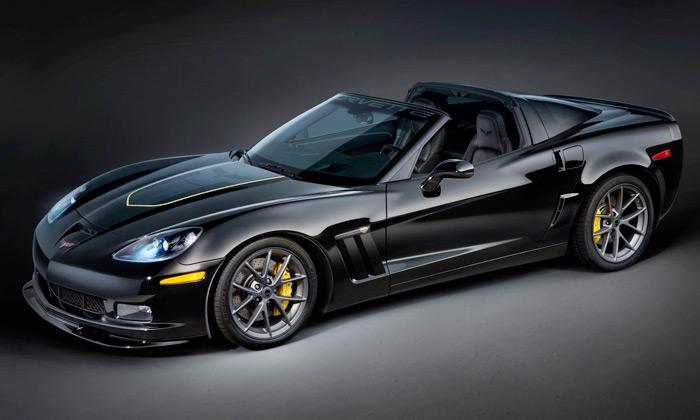 Chevrolet Corvette Grand Sport Jake představen