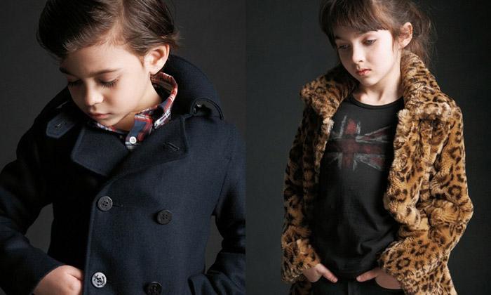 Finger In The Nose nabízí dětem dospěláckou módu