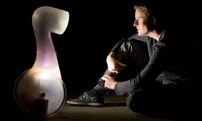 Národní cena za studentský design pro světlo Tvor
