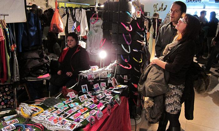 Podzimní módní tržiště Code Mode otevřelo brány