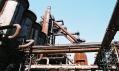 Vítkovické železárny v Ostravě - První vysoká pec v současnosti