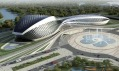 Chengdu Contemporary Art Centre od studia Zaha Hadid Architects