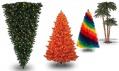 Výběr zvánočních stromků americké značky Treetopia