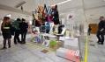 DesignSupermarket 2010 v bývalém obchodním domě Perla v Praze v ulici Perlová 5
