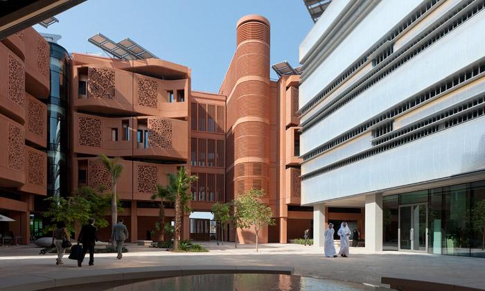 Nejekologičtější město Masdar má školu odFostera