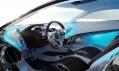 Jaguar C-X75 s elektromotory a pohonem i na plynové turbíny