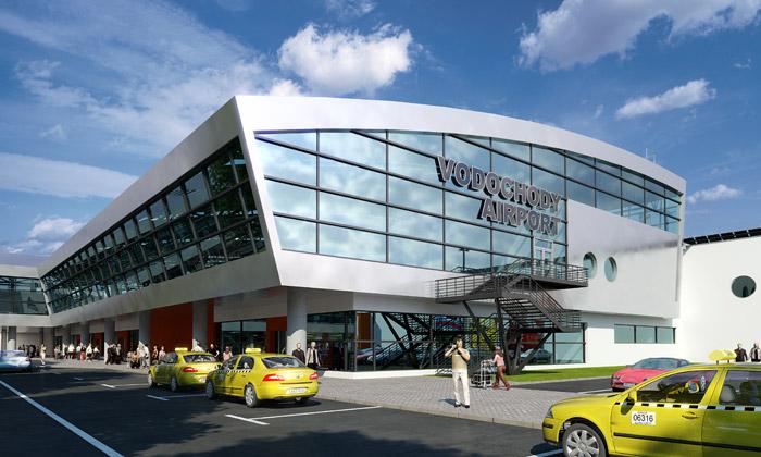Kus odPrahy sechystá výstavba Letiště Vodochody