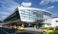 Plánovaná podoba nového Letiště Vodochody
