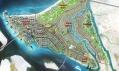 Ostrov Saadiyat a plán