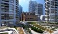 Zaha Hadid a její vítězný projekt pro byty, kanceláře a kulturní centrum Čulenova