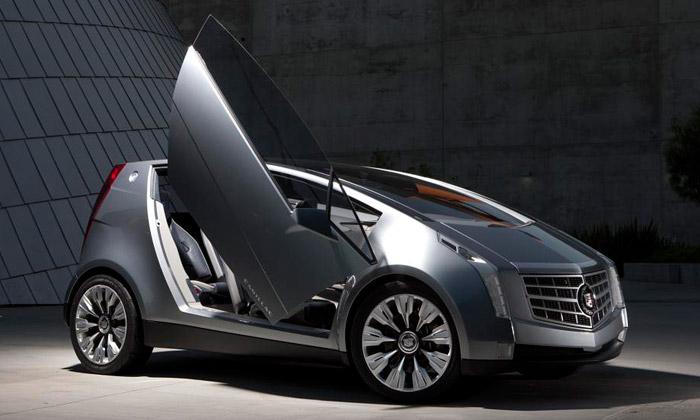 Cadillac ukázal koncept malého vozu Urban Luxury