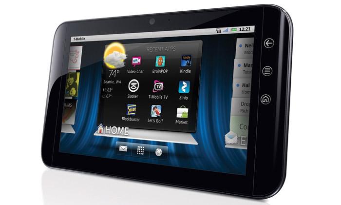 Dell uvádí natrh další kapesní tablet Dell Streak 7
