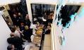 Slavnostní otevření kavárny B. Braun od Evy Jiřičné v Praze