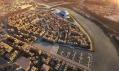 Marocké velké divadlo Rabat Grand Theatre od Zaha Hadid Architects