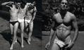 Ukázka z knihy Uomini od Dolce & Gabbana