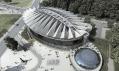Původní vizualizace na Kongresové centrum Zlín od Evy Jiřičné