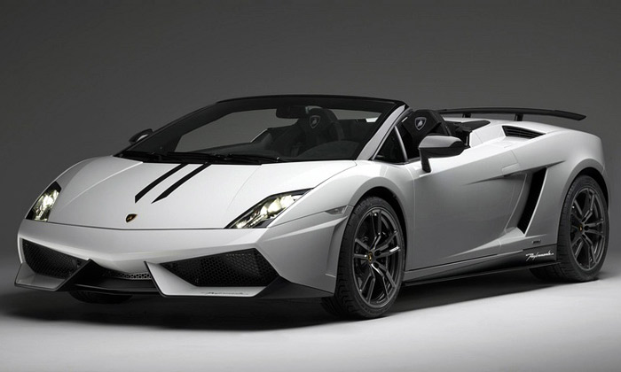Lamborghini Gallardo LP 570-4 Spyder představeno