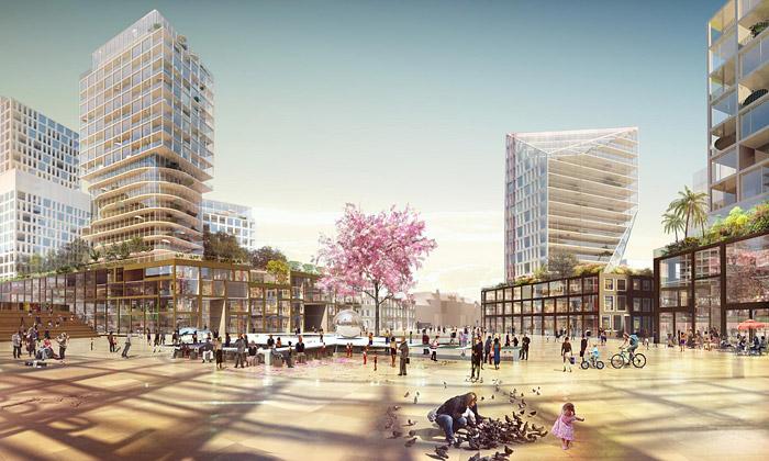 Maxwan navrhli tvář nizozemskému městu Leiden