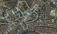 Návrh na přeměnu města Leiden od ateliéru Maxwan