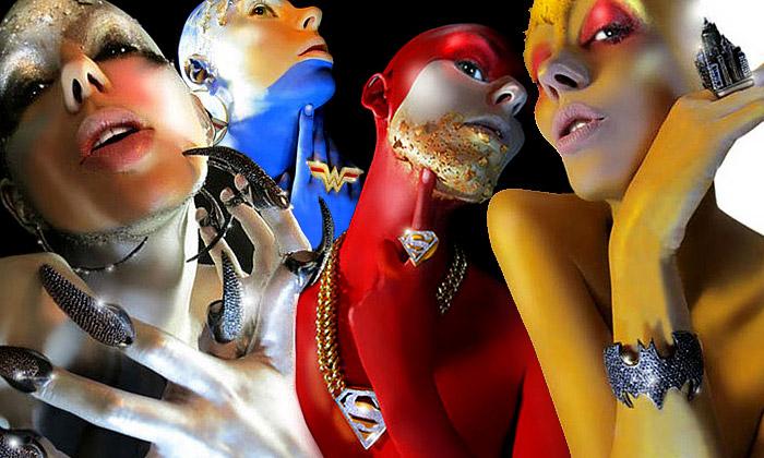 Leeora Catalan navrhuje šperky slavným izkomiksů