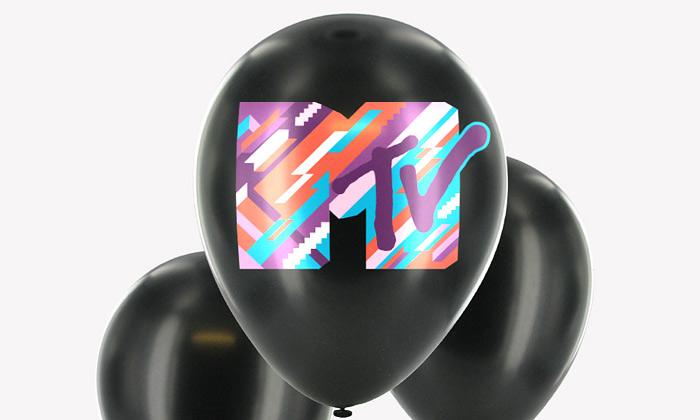 Pianofuzz navrhli op-artový vizuální styl pro MTV