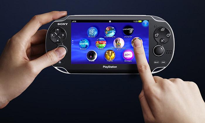 Sony odhalilo kapesní dotykovou herní konzoli NGP