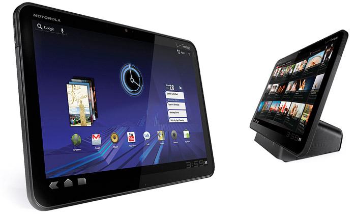 Motorola XOOM nejvýkonnějším tabletem natrhu