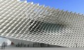 The Broad Art Foundation v Los Angeles od studia Diller Scofidio + Renfro