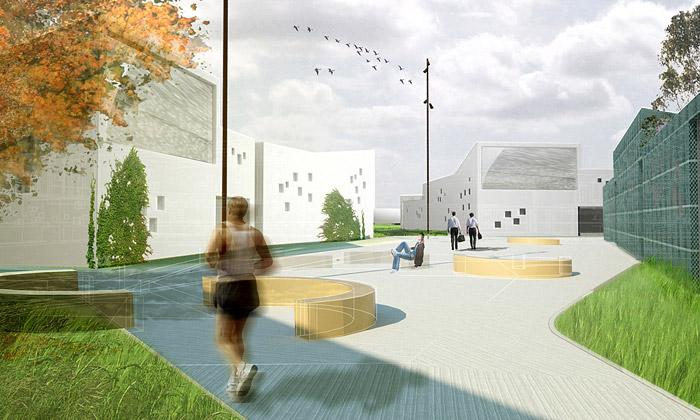 Dánsko postaví luxusní vězení naostrově Falster
