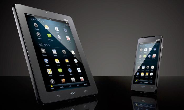 Odhaleny Vizio Tablet aVizio Phone ovládající TV