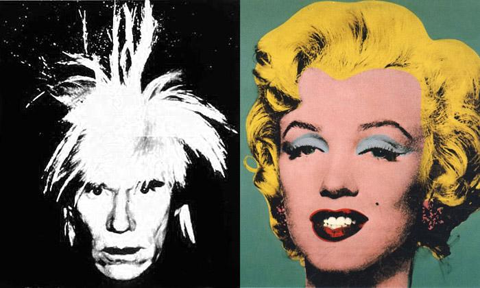 Andy Warhol aČeskoslovensko navýstavě vPraze