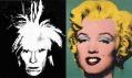 Ukázka zvýstavy Andy Warhol aČeskoslovensko vgalerii Dvorak Sec