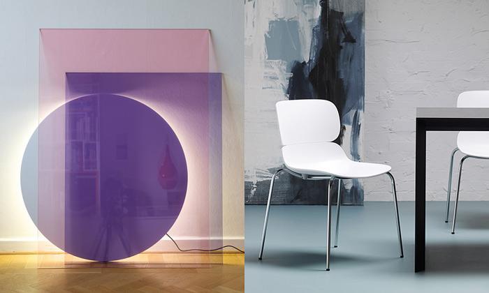 Andreas Engesvik navrhl světlo Colour ažidli Molo