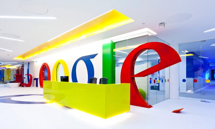 Google otevřel vLondýně veselé ahravé kanceláře