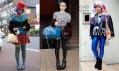 Ukázky street fashion neboli módních kreací z ulic Japonska