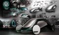 Lukáš Kuba a koncept vozu Interface pro Michelin Challenge Design 2011