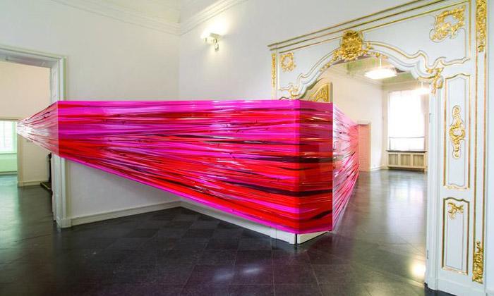 Martin Pfeifle vystavuje expresivní sochařská díla