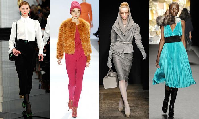 Newyorský týden módy ukázal trendy podzimu 2011