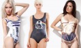 Kolekce plavek smotivy Star Wars odBlack Milk