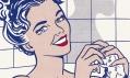 Výstava Roy Lichtenstein vgalerii Albertina: Woman in Bath