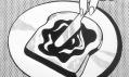 Výstava Roy Lichtenstein v galerii Albertina: Bread and Jam