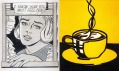 Výstava Roy Lichtenstein v galerii Albertina: I Know How You Must Feel, Brad! a Cup of Coffee