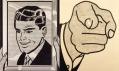 Výstava Roy Lichtenstein v galerii Albertina: Him a Finger Pointing