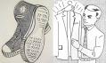 Výstava Roy Lichtenstein v galerii Albertina: Keds a Man with Coat