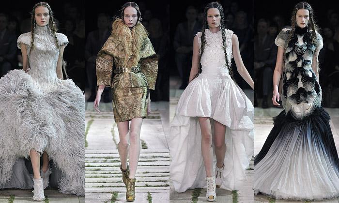 Sarah Burton navrhla letní kolekci značce McQueen