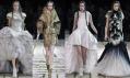 Sarah Burton ajejí ženská kolekce jaro aleto 2011 pro značku Alexander McQueen