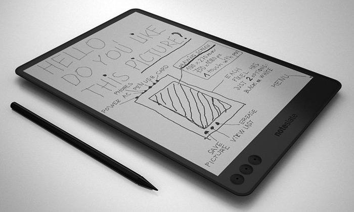 NoteSlate jelevný český tablet napsaní akreslení